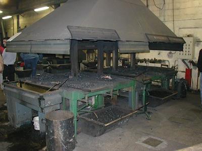 European Blacksmith Tools Gallery