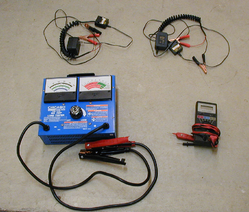 Low Battery Tester Harbor Freight : Lead acid battery maintenance