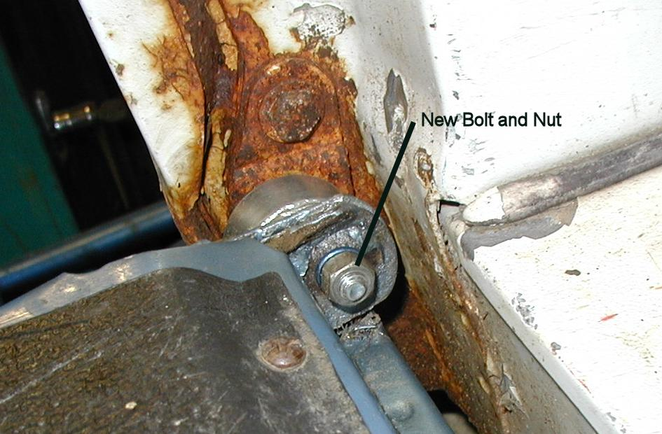 Removal Of Chevy Tailgate Welded On Hinge