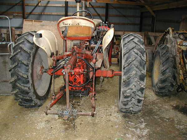 Case Vac 3 Point : My ugly tractor page